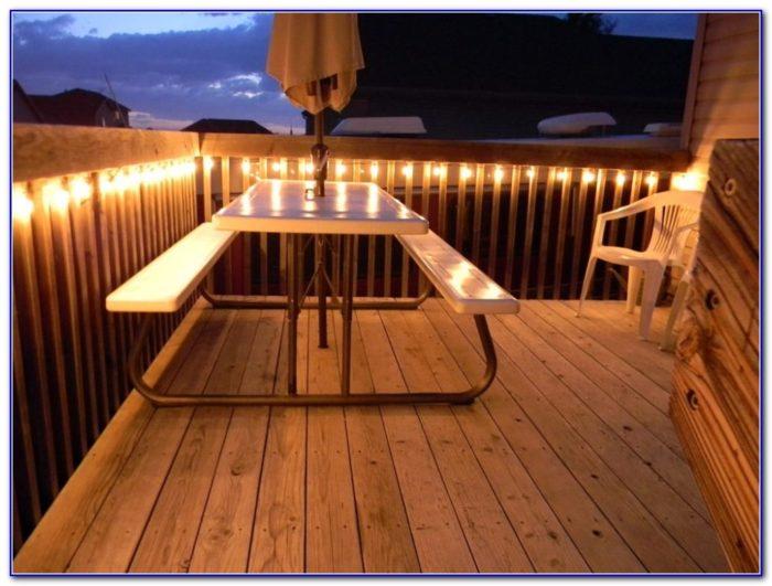 Solar Lights For Deck Posts Home Depot
