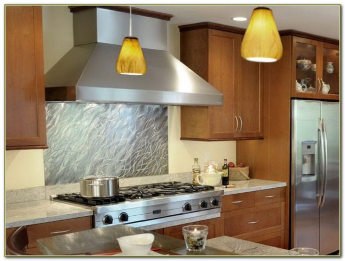 Stainless Steel Backsplash Tiles Home Depot