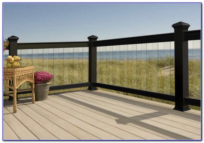Steel Deck Railing Systems