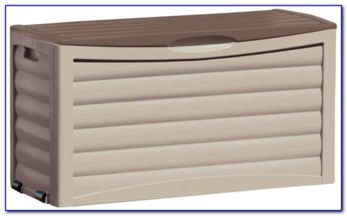 Suncast Calypso Vertical Deck Box Java