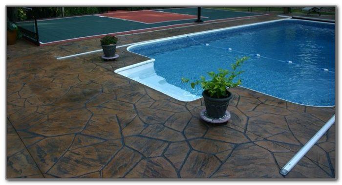 Swimming Pool Deck Coatings