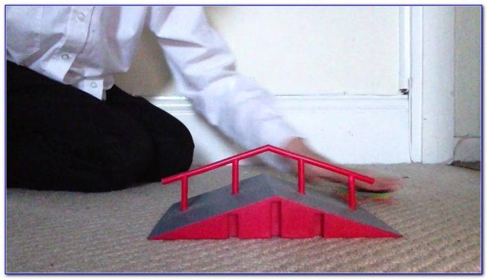 Tech Deck Penny Board Tricks
