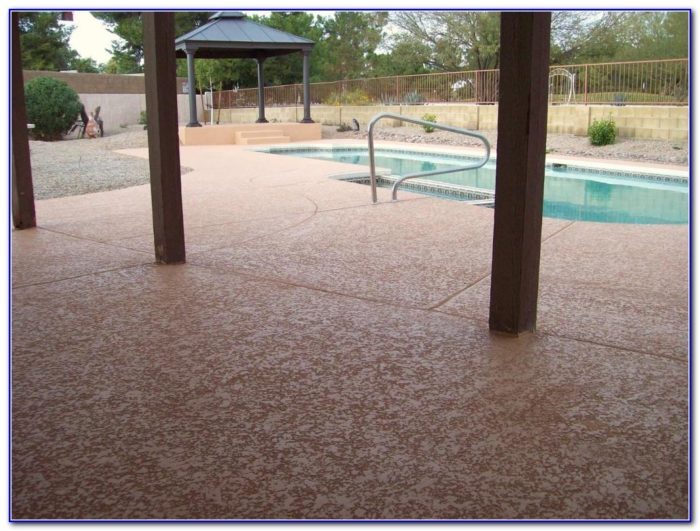 Textured Pool Deck Coatings
