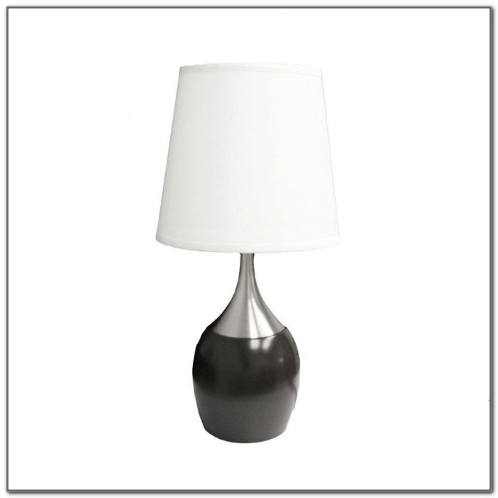 Touch Table Lamps Home Depot