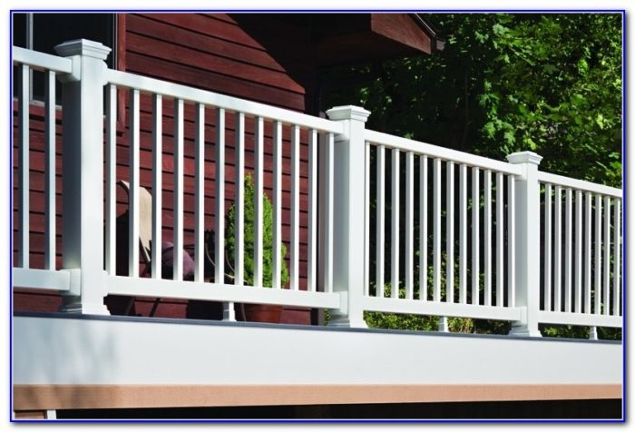 Trex Deck Railing Systems