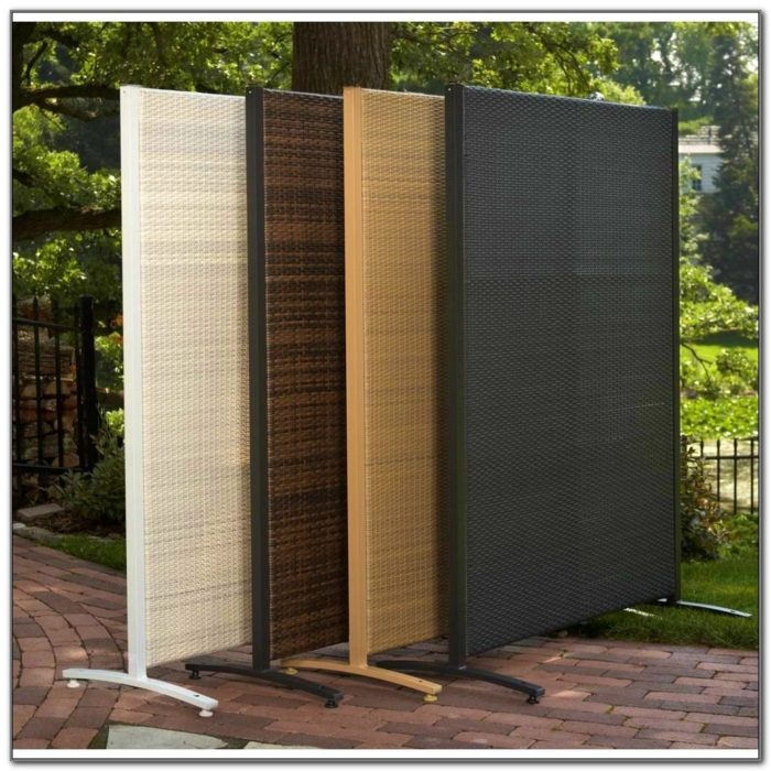 Vinyl Privacy Fence For Deck