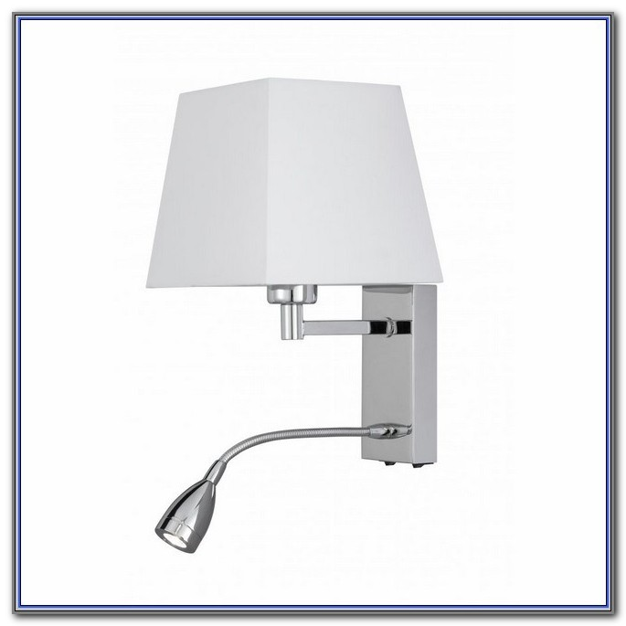 Wall Mounted Bedside Lamps For Reading