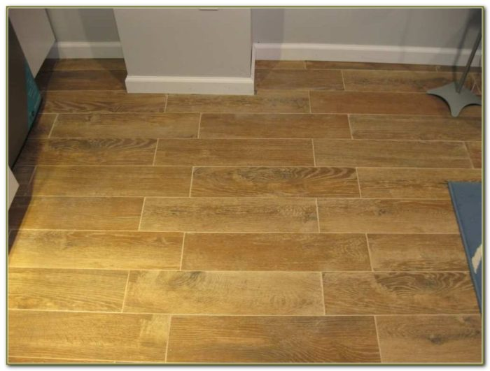 Wood Grain Ceramic Tile