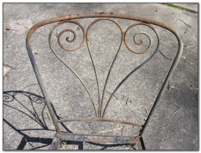 Wrought Iron Outdoor Furniture Perth