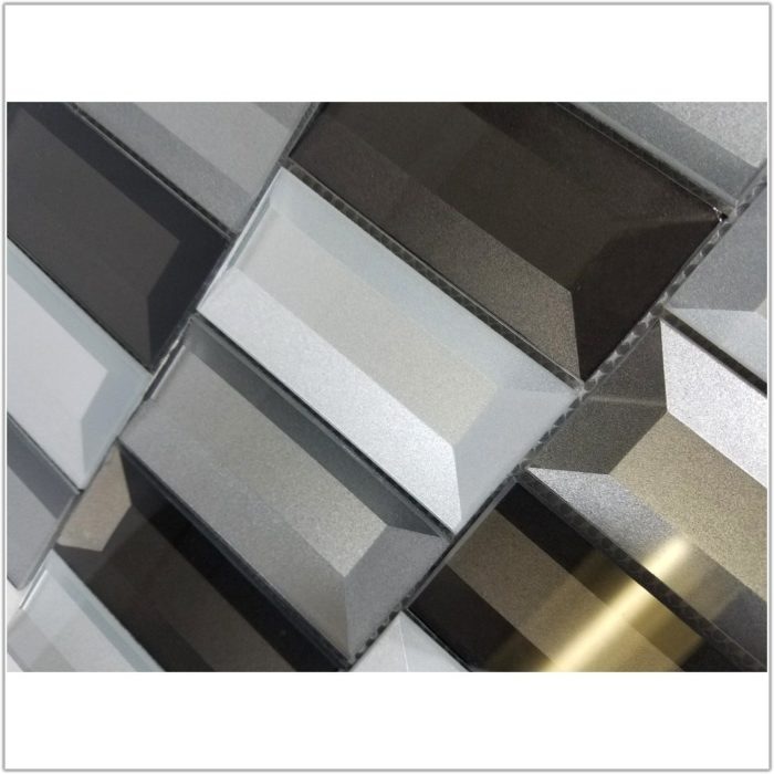 2 X 4 Glass Tile Backsplash