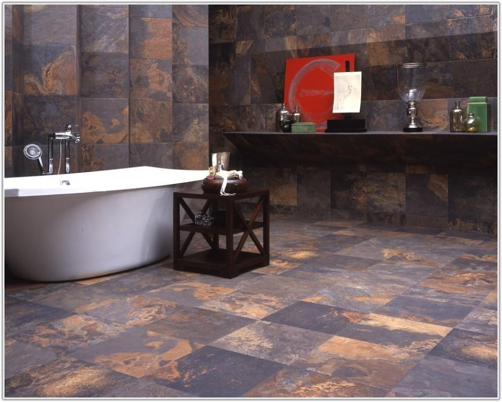 24 X 24 Slate Floor Tile