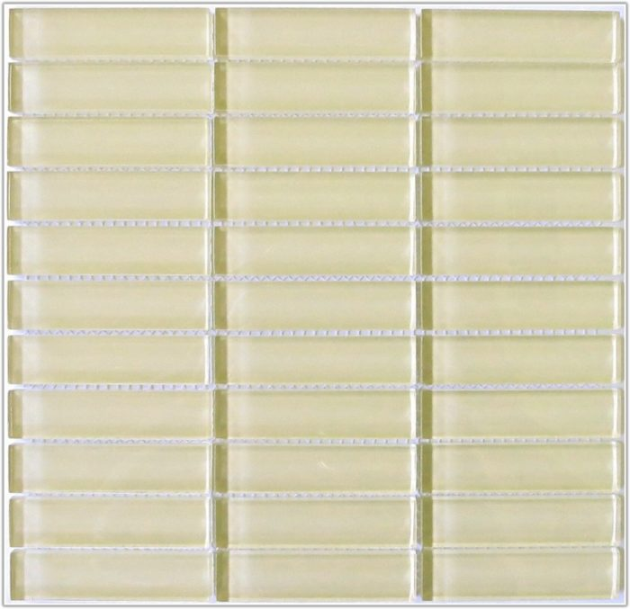 4 Inch Glass Tile Backsplash