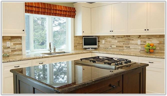Backsplash Tile For Kitchen With White Cabinets