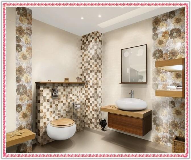 Bathroom Floor And Wall Tile Combinations
