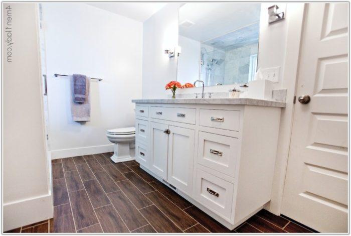 Bathroom Floor Tiles That Look Like Wood