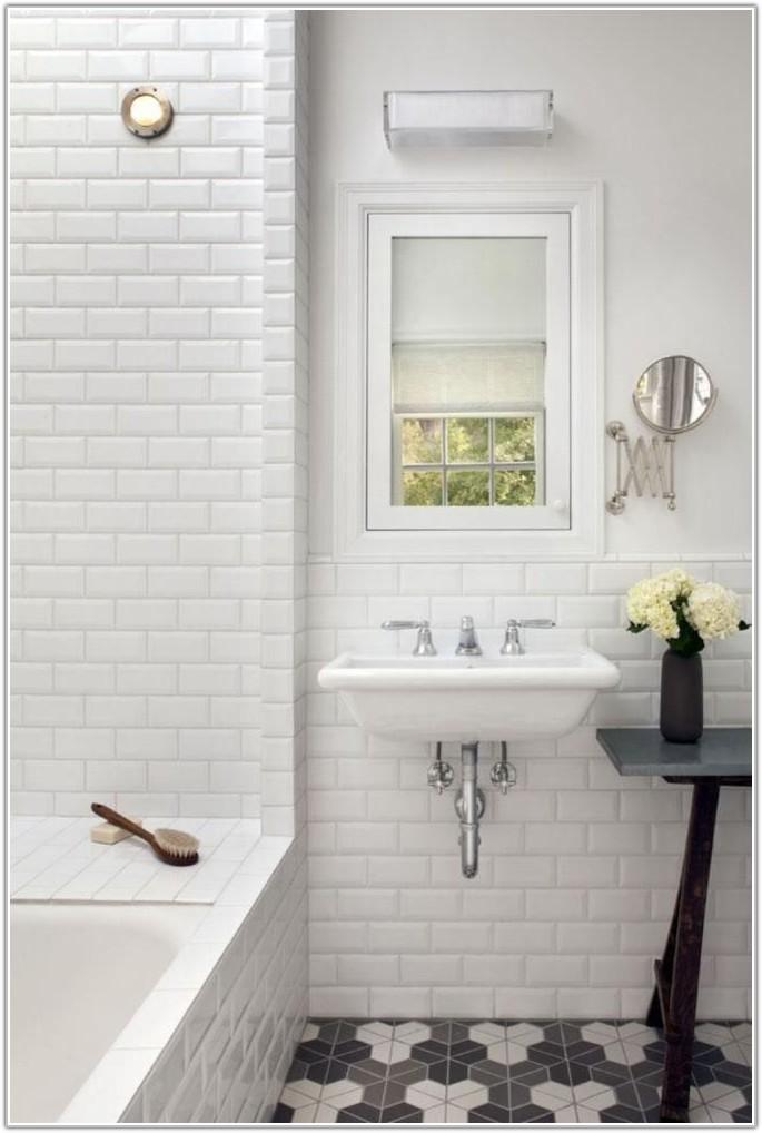 Bathroom Ideas White Subway Tile