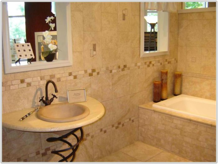 Bathroom Tile Decorating Ideas Pictures