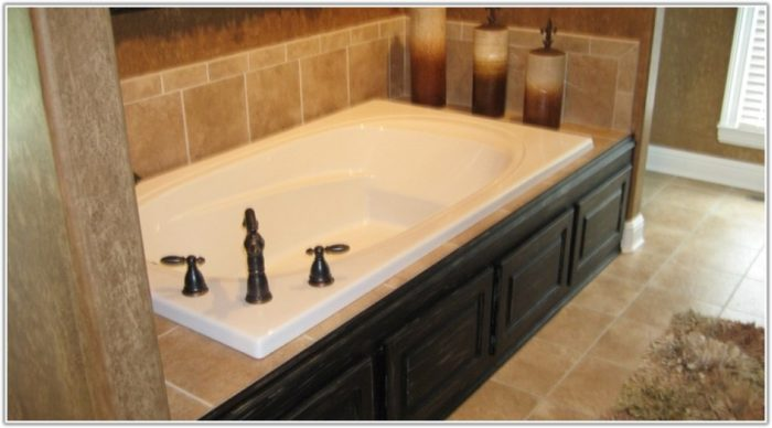 Bathroom Tile Design Ideas Around Tub