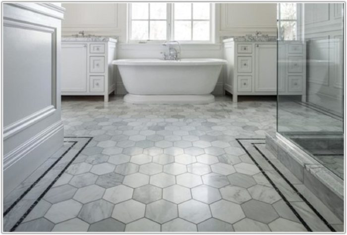 Bathroom Tile Floor Ideas For Small Bathrooms