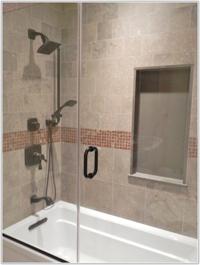 Bathroom Tile Ideas White Tub
