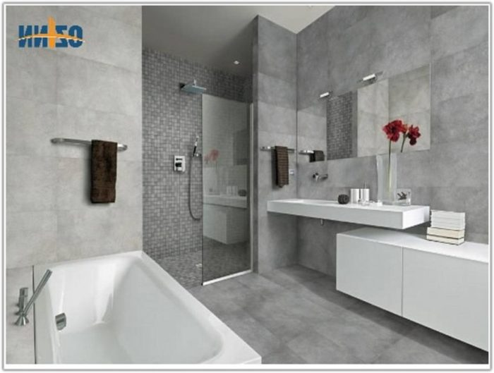 Bathroom Tiles And Floor Tiles