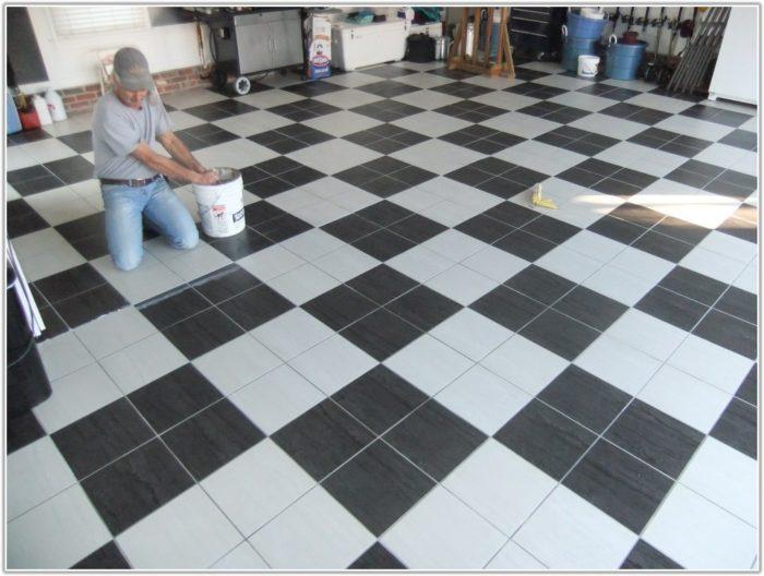 Best Floor Tiles For Garage