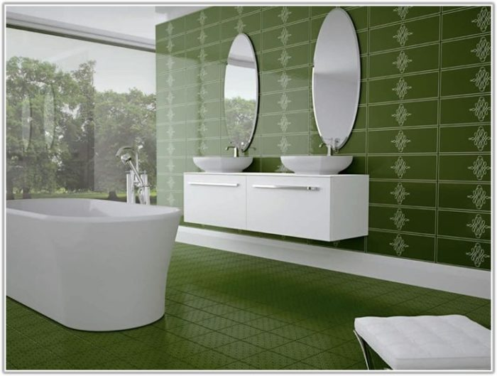 Best Tiles For Bathroom Floors And Walls