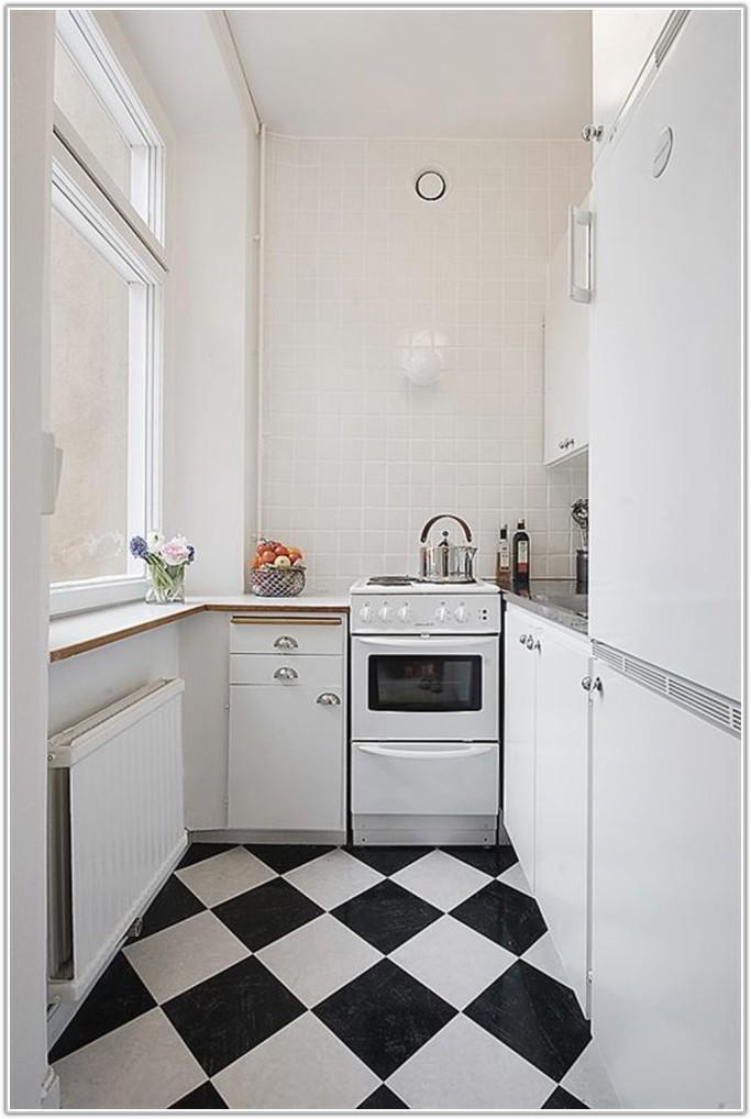 Black And White Floor Tile Ideas