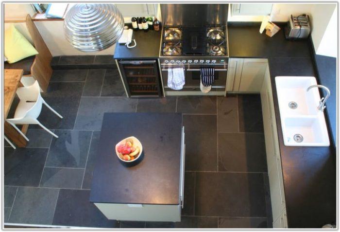 Black Slate Floor Tiles Uk