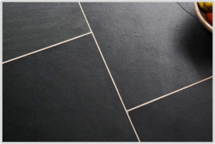 Brazilian Black Slate Floor Tiles