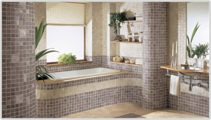 Can You Paint Bathroom Tile Board
