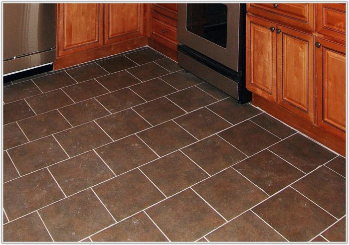 Ceramic Floor Kitchen Tile Ideas