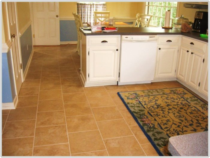 Ceramic Floor Tile Designs For Kitchens