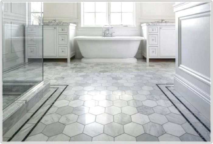 Ceramic Tile Bathroom Floor Ideas