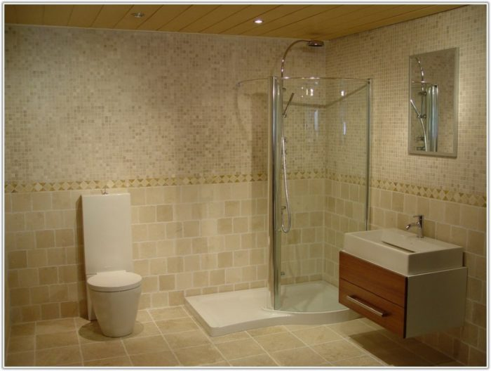 Ceramic Tile Bathroom Wall Pictures