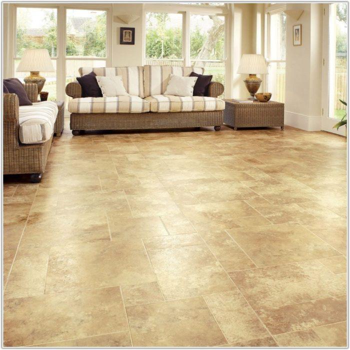 Ceramic Tile Flooring Ideas Living Room