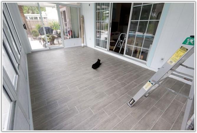 Ceramic Tile Wood Flooring Ideas