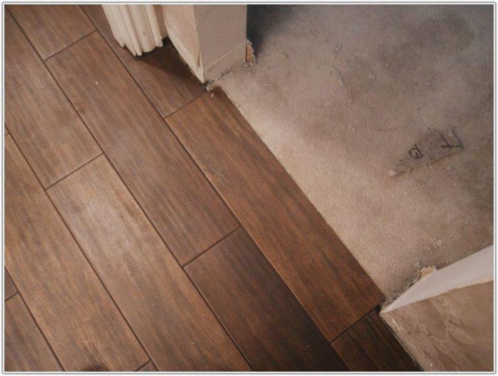 Ceramic Tile Wood Look Flooring