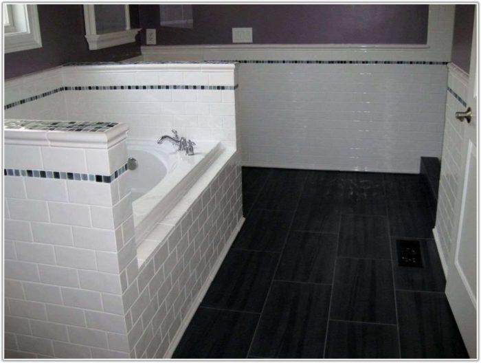 Cheap Large White Bathroom Tiles