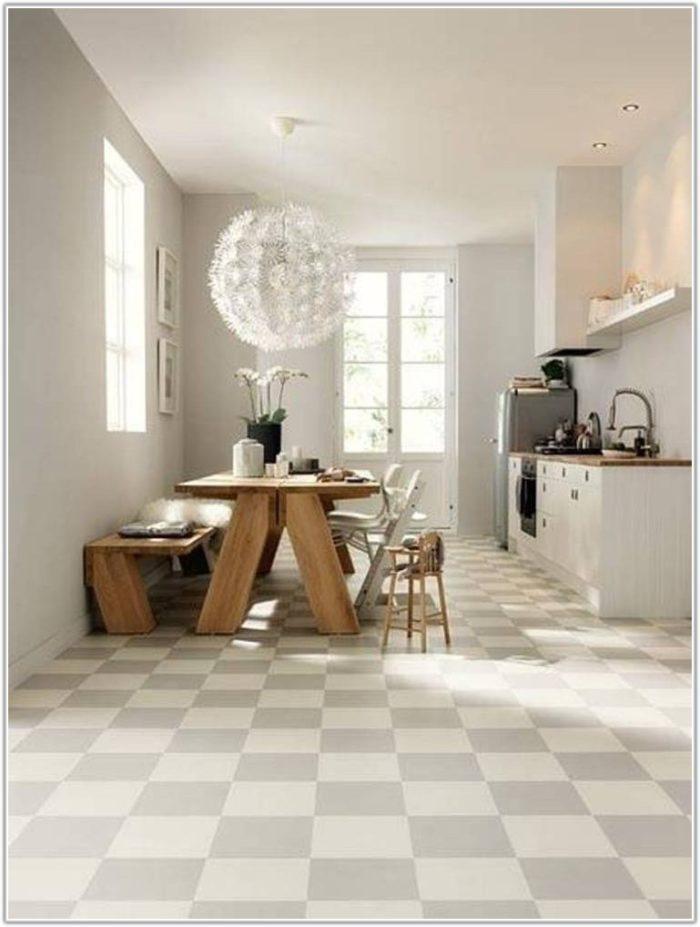 Contemporary Kitchen Floor Tiles Ideas