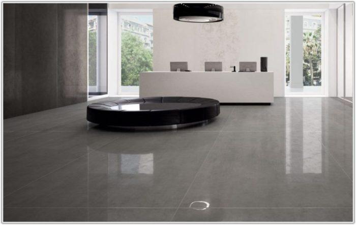 Dark Grey Ceramic Floor Tiles