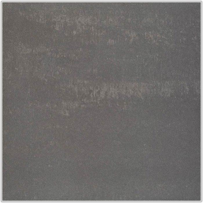 Dark Grey Polished Porcelain Floor Tiles