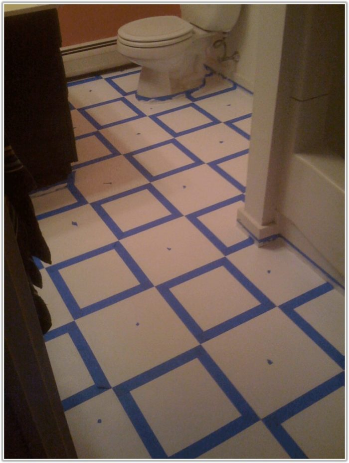 Diy Painting Ceramic Floor Tiles