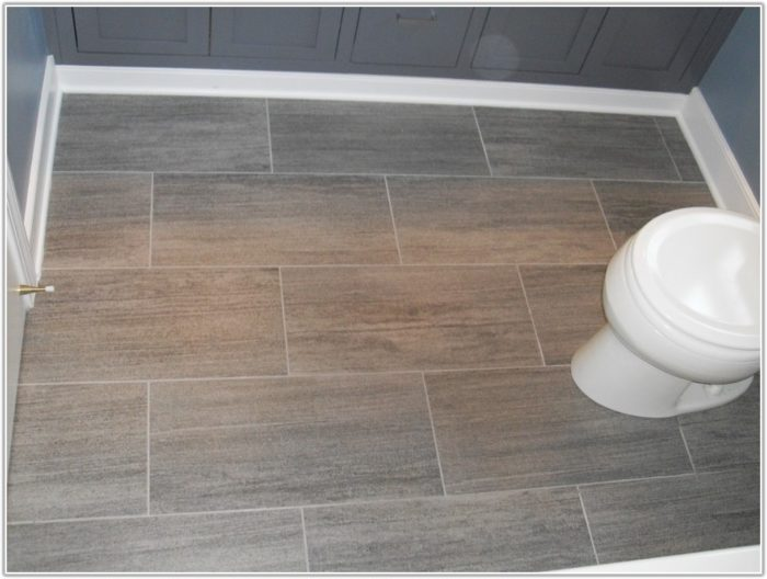 Floor Tile Design Ideas For Bathrooms