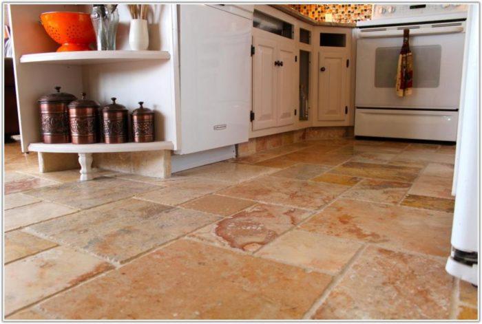 Floor Tile Ideas For Small Kitchen