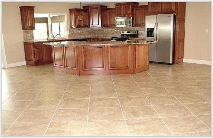 Floor Tiles In Kitchen Ideas