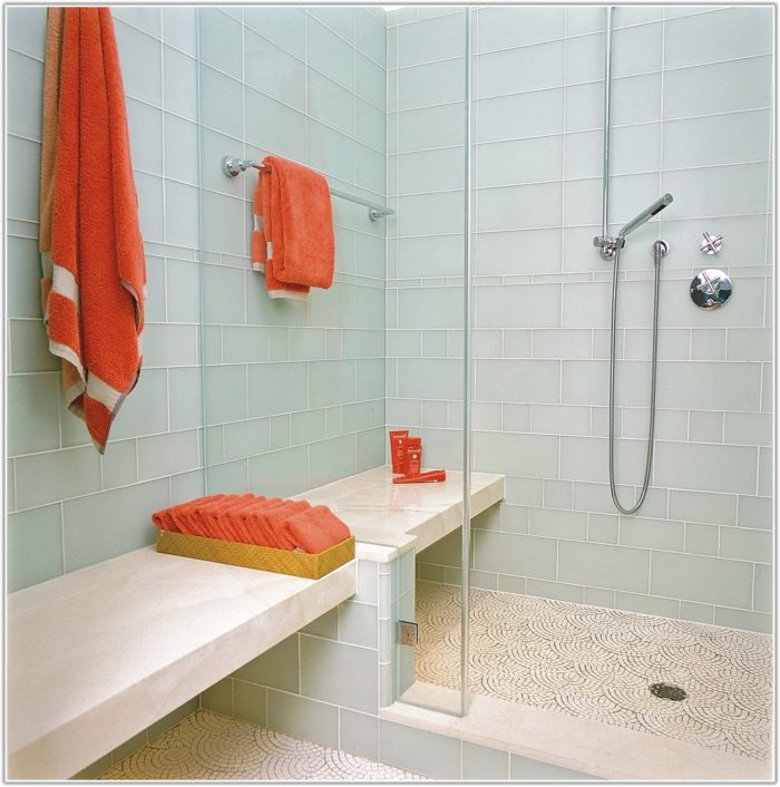 Glass Accent Tile For Bathroom