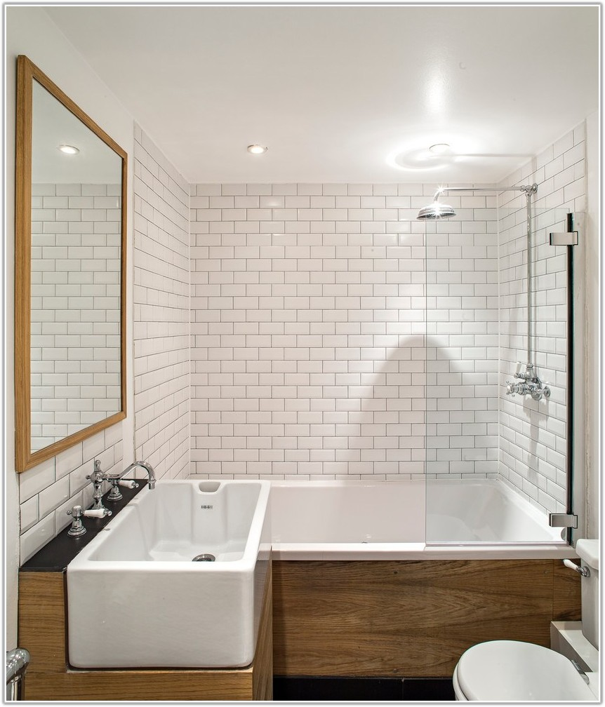 Glass Brick Tiles For Bathroom