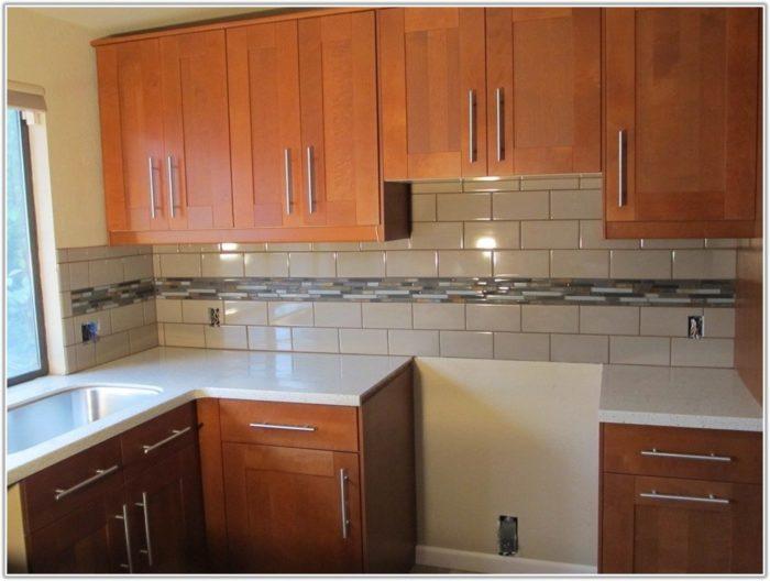 Glass Brick Tiles For Kitchen