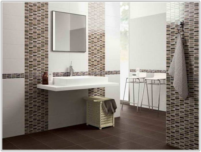 Glass Mosaic Tiles For Bathroom
